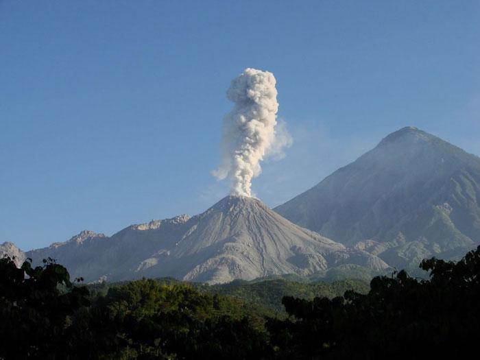 Núi lửa Santa Maria