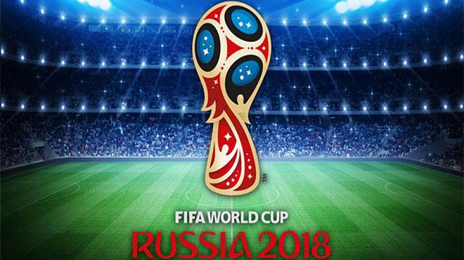 World Cup năm nay được tổ chức tại Nga.