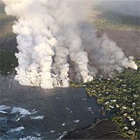 Hồ nước lớn nhất Hawaii bốc hơi cạn sạch sau vài giờ: Chuyện khủng khiếp gì đã xảy ra?