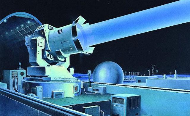 Một pháo đài với kích thước như một kính thiên văn đang được triển khai để dọn rác vũ trụ