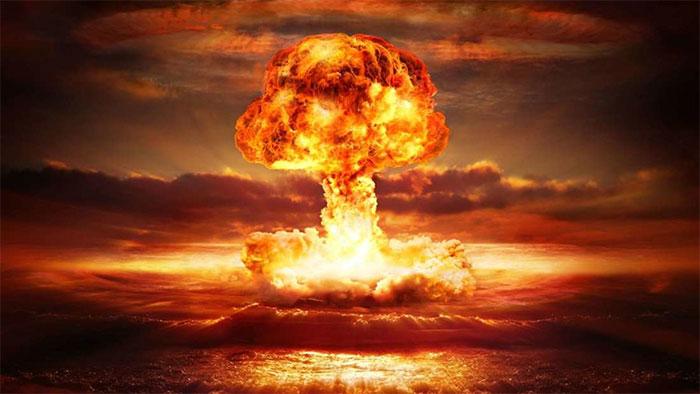 Vụ tấn công từ 100 đầu đạn hạt nhân sẽ gây ra thiệt hại không thể khắc phục cho Trái đất.