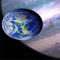 """Sự sống ngoài hành tinh """"ẩn náu"""" trên các mặt trăng xa chúng ta?"""