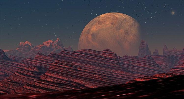 Sao Hỏa sẽ ở gần Trái Đất nhất trong 15 năm sau vài tuần tới.
