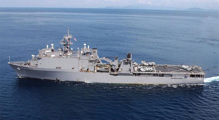 Tàu đổ bộ lớp Whidbey Island
