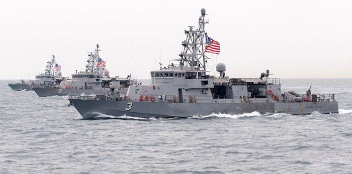Tàu tuần tra lớp Cyclone