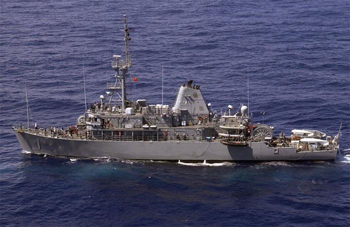 Tàu quét mìn lớp Avenger