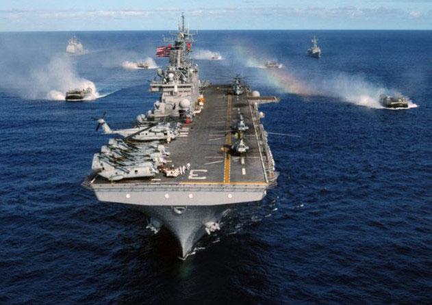 Tàu đổ bộ tấn công lớp Wasp