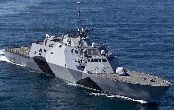 Tàu chiến ven biển (LCS) lớp Freedom