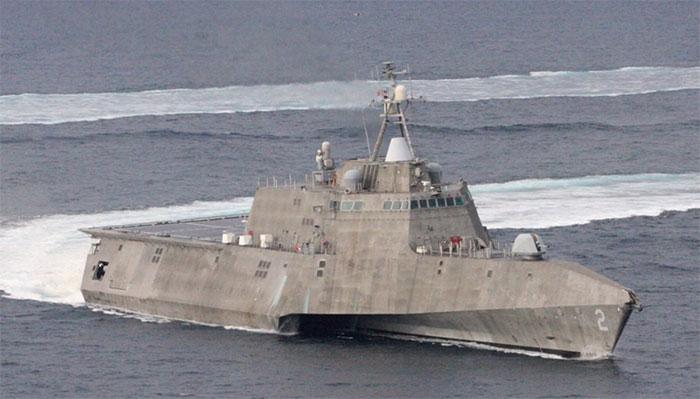 Tàu chiến ven biển (LCS) lớp Independent