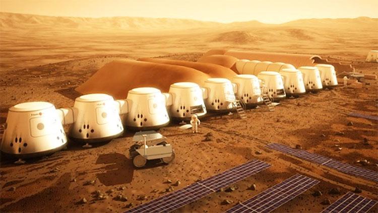 Cần khoảng 5.000 cho đến 5.800 người để duy trì cuộc sống trên sao Hỏa