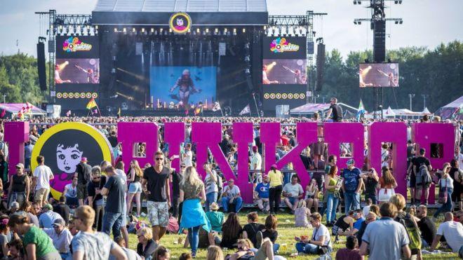 Lễ hội âm nhạc Pinkpop.