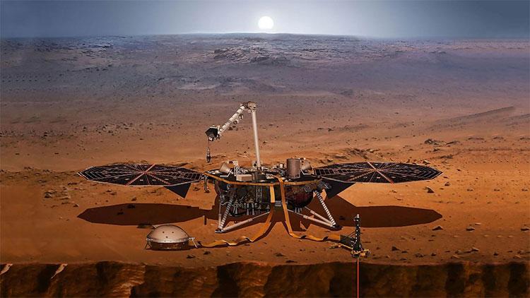 Các sứ mệnh thăm dò không người lái vẫn miệt mài nghiên cứu về sao Hỏa