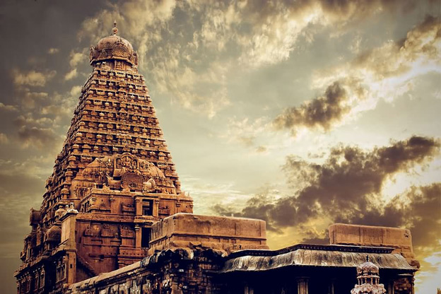 Ngôi đền Brihadeeswarar