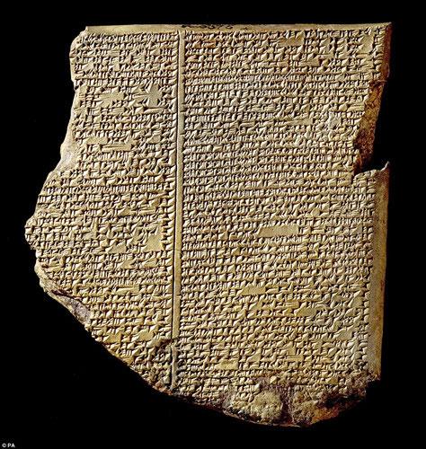 Vua Ashurbanipal cũng sở hữu nhiều thư viện lớn trong thời gian trị vì.