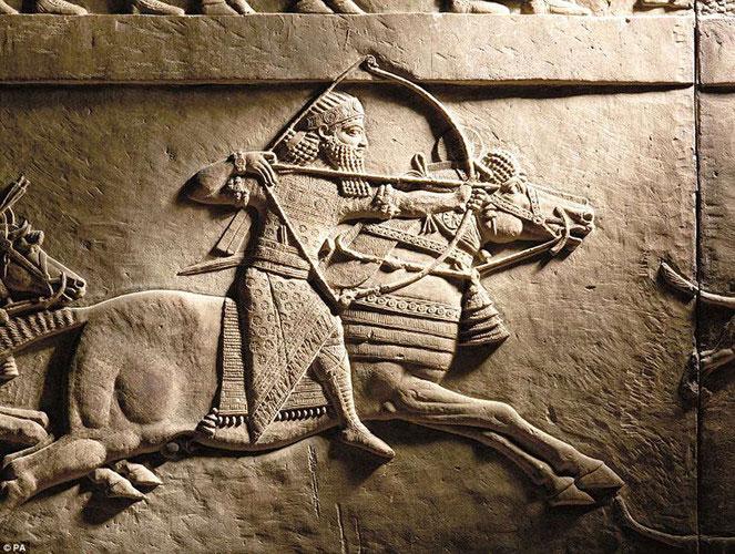 Ashurbanipal - vị vua vĩ đại cuối cùng của Đế quốc Assyria