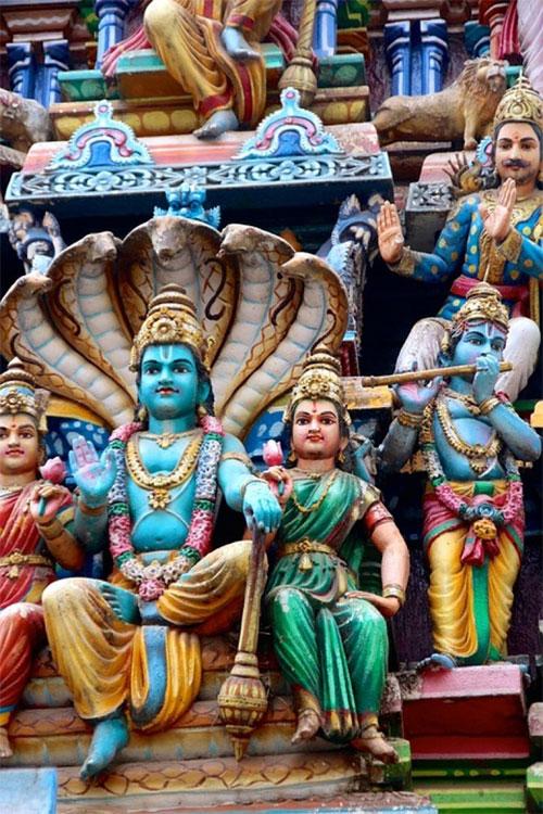 Dvārakā: Thành phố linh thiêng của thần Krishna