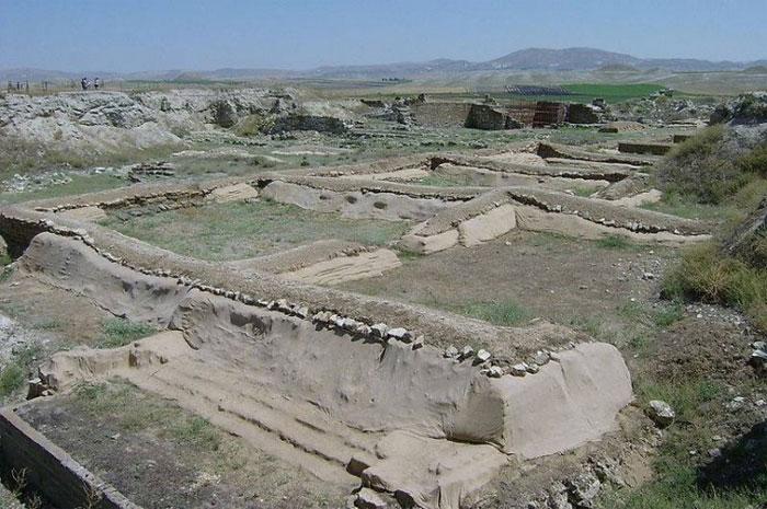Gordium: Kinh đô của Vua Midas