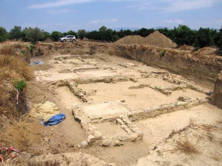 Helike: Thành phố cổ của Hi Lạp từng chìm xuống đáy biển sâu
