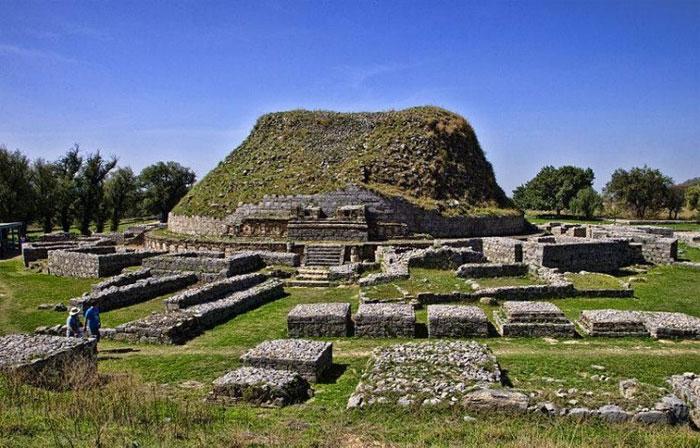 Taxila: Từng thuộc về Darius Đại Đế trước khi rơi vào tay của Alexander Đại Đế