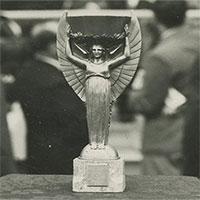 """Số phận """"khốn khổ"""" của chiếc cúp vàng World Cup đầu tiên"""