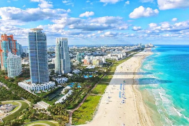 Miami sẽ là thành phố chịu ảnh hưởng nặng nề nhất.