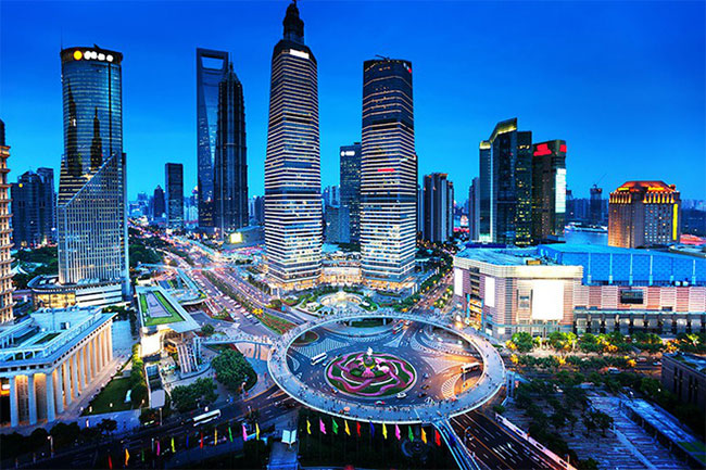 17,5 triệu cư dân Thượng Hải sẽ buộc phải di dời nếu nước biển dâng.