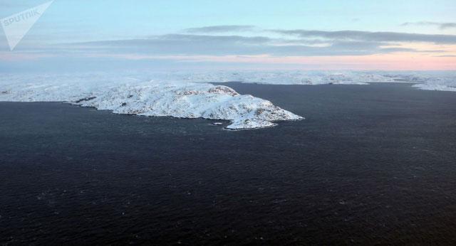 Khí hậu Bắc Cực trong khu vực có thể sớm thay đổi và trở nên ấm hơn.