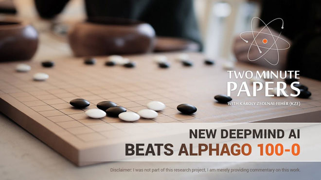 AlphaGo Zero đã hủy diệt chương trình đàn anh là AlphaGo với tỉ số còn sốc hơn: 100 - 0.