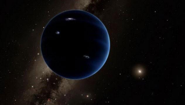 Hành tinh thứ 9 trong Hệ Mặt Trời