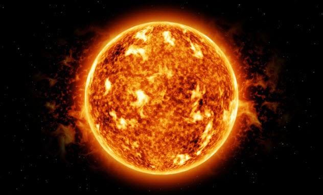 Khí quyển bên trên Mặt Trời nóng hơn bề mặt