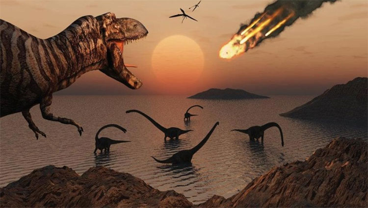 Khủng long tuyệt chủng