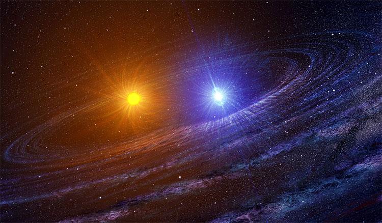 Theo nghiên cứu mới nhất, phần lớn các ngôi sao giống Mặt Trời sẽ được hình thành theo cặp.