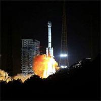 Tên lửa Trung Quốc phát nổ và rơi gầnmột ngôi làng có người sinh sống sau khi phóng