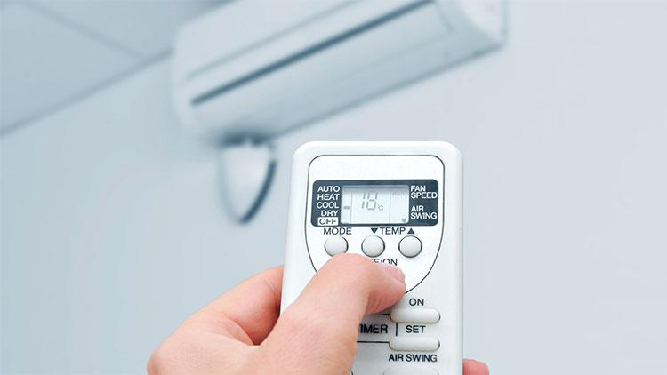 Thói quen để nhiệt độ quá thấp có thể khiến điều hòa bị quá tải.