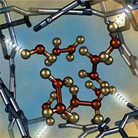 """Đã tìm thấy loại vật liệu có thể """"bẫy"""" khí thải độc hại trong không khí"""