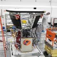 """NASA sắp phóng tàu """"chạm vào Mặt trời"""""""