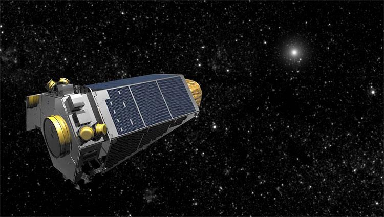 Kính viễn vọng không gian Kepler có đóng góp lớn cho khoa học vũ trụ.