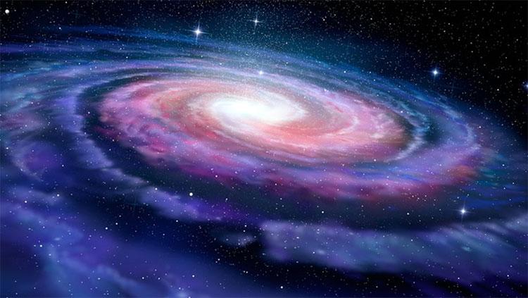 Ngân Hà là một thiên hà xoắn ốc to lớn