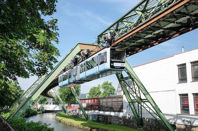 Tuyến đường sắt treo Wuppertal