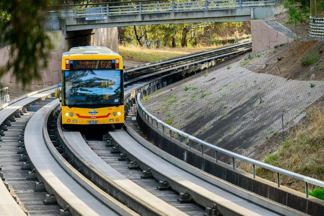 Tuyến xe buýt O-Bahn