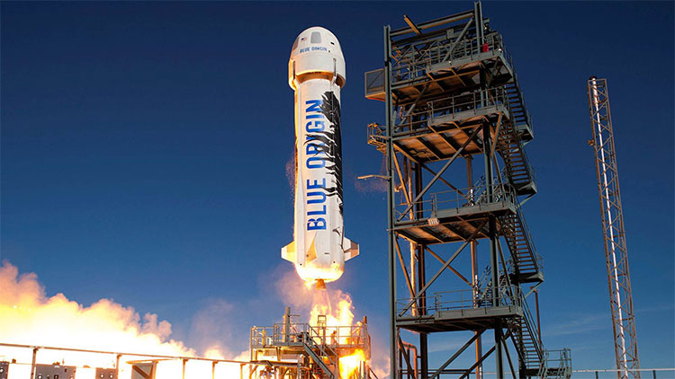 Tên lửa của Blue Origin