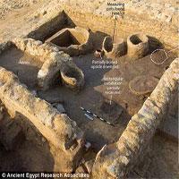 Phát hiện bất ngờ về các kim tự tháp ở Giza