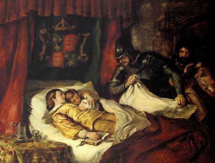 Nhiều người đều tin rằng Richard III đã ra tay sát hại cả hai cậu bé, đề phòng bị trả thù sau này.