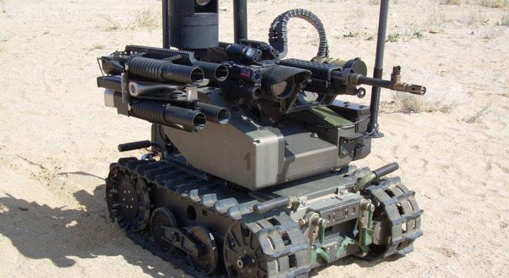 Các hệ thống vũ khí tinh vi hơn nữa hiện đang được phát triển.