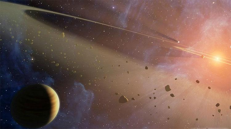 Hành tinh vừa được phát hiện là bản sao hoàn hảo của một hành tinh đã được biết đến trước đỏ
