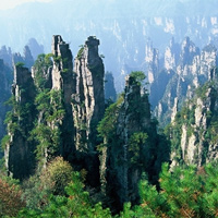 Vũ Lăng Nguyên - hệ sinh thái trù phú bậc nhất trên Trái Đất