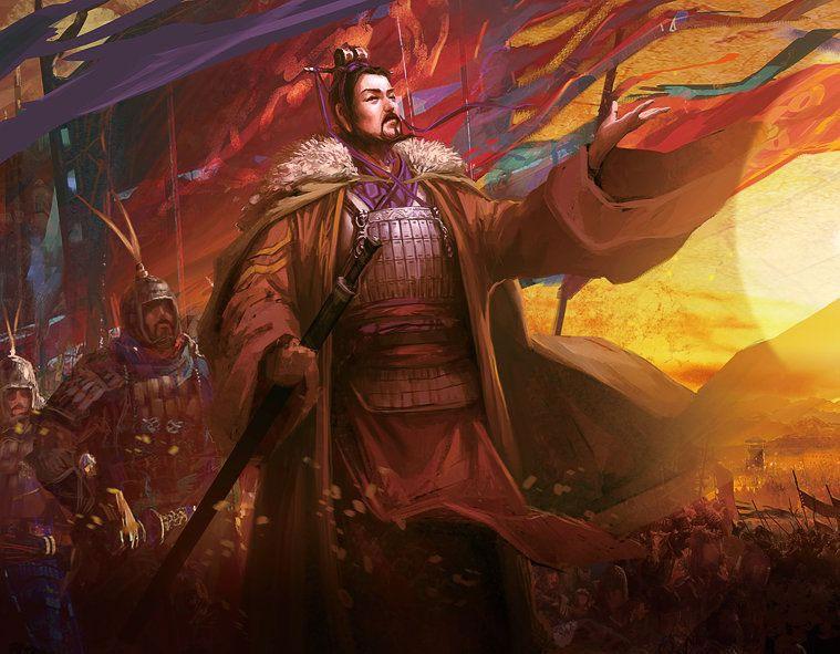Lưu Bang mở ra triều đại nhà Hán, đưa Trung Hoa vào một trong những giai đoạn phát triển vĩ đại nhất.