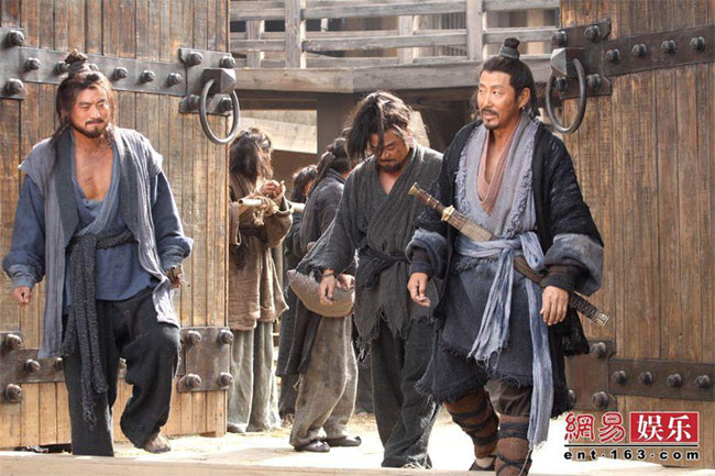 Lưu Bang là một trong số ít hoàng đế Trung Quốc xuất thân từ nông dân.