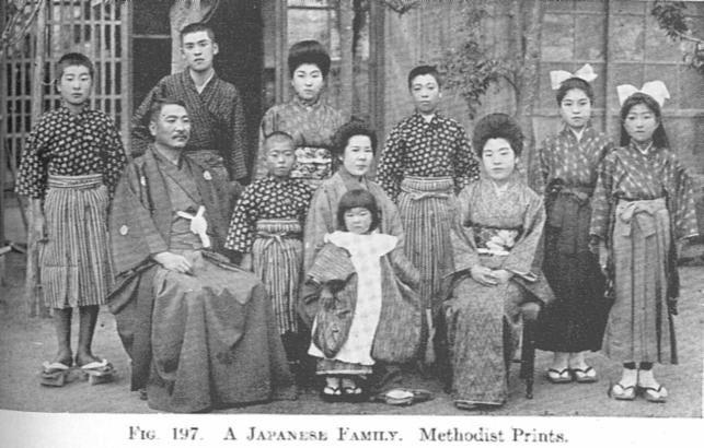 Các công ty gia đình của Nhật được truyền lại cho một người thừa kế duy nhất.