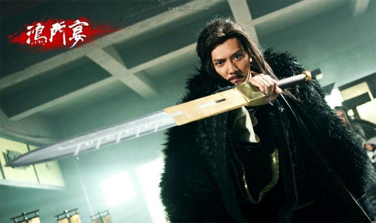 Tây Sở Bá Vương Hạng Vũ được biết đến là người ngang tàng, bạo ngược và không chịu nghe ai.